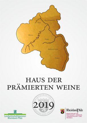 Haus der prämierten Weine 2019